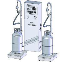 供应LPG液化气灌装机 LPG液化气充气机 兰洋燃气LPG液化气秤 LPG液化气电子秤