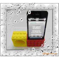 Bone  iPhone4 号角喇叭/扩音器 音响底座 Horn Stand 支持网购