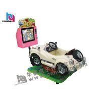 广州番禺厂家直销 3D老爷车摇摆机儿童投币游戏机儿童娱乐机
