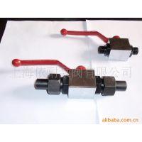 供应带焊接管高压球阀 YJZQ-J10W