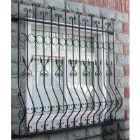 供应欧式通州SX铁艺护栏 铁艺护窗 防盗窗 铁艺栏杆