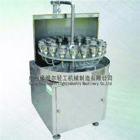 供应供应广州厂家定制圆盘式冲瓶机 洗瓶机(ZWLXP)