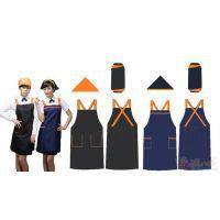 青岛围裙定制 超市服装 促销服定做批发加工