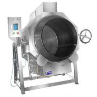 供应河北中央厨房设备-全自动旋转炒菜机(YZDCG-66)