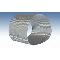 环状马蹄形拼装波形钢管涵