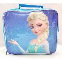 冰雪奇缘午餐包 速卖通货源 卡通冰雪奇缘公主frozen午餐袋便当包
