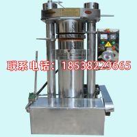 锦城牌 供应榨油机设备 液压香油机 食用油加工设备 液压榨油机
