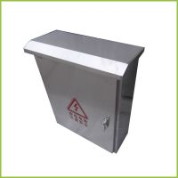厂家直销不锈钢防雨箱 户外不箱钢配电箱 动力箱电表箱