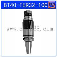品牌CNC数控刀柄供应 BT40-TER32-100攻牙刀柄 深圳专业经销商