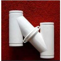 沟槽式HDPE排水管材管件