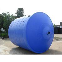 供应福建塑料水箱 卧式塑胶水箱 车载水箱 工地蓄水落地水箱10吨水箱