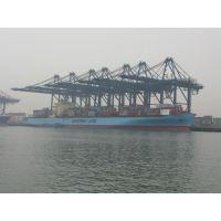 突尼斯拉斯基拉到上海进口海运拼箱整柜专线