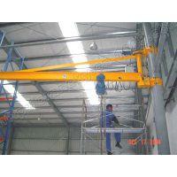 订做BXD壁式旋臂起重机 壁柱式悬臂吊1t 1000kg  特价销售