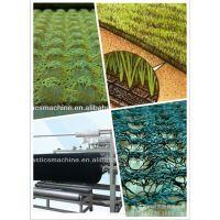 供应三维植被网挤出成型设备/三维土工网垫成型设备/三维固土网生产线