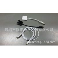 Displayport 转HDMI转接头 DP转HDMI DP to HDMI高清线 连接线