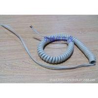 供应PUPVC弹簧线 弹弓线 螺旋线 曲线 伸缩线