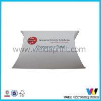 广东出口工厂 直接生产 纸盒专业定做 包装枕头盒