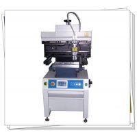 现货供应 高精度半自动锡膏印刷机,现货抢购中