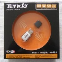 供应正品 Tenda无线网卡 W311M 腾达150M USB无线网卡