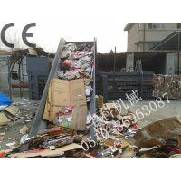 供应HPM大型手动卧式废纸打包机