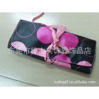 韩式韩版时尚精品化妆包化妆袋印花化妆笔袋唇膏袋眉笔袋收纳袋