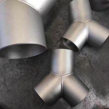 南昌Q235煤矿用三通规格 ASMT B16.9标准三通 碳钢无缝三通标准是什么?