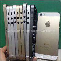 iphone5s彩色后盖 苹果5s后盖 iphone5中框 5S彩色电池后盖带配件