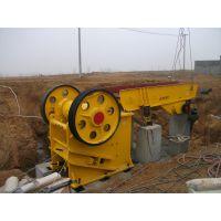 江西龙达选矿设备 PE100*150铸钢式颚式破碎机
