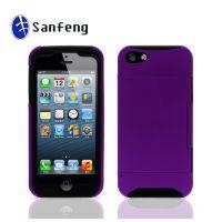 欧美爆款 苹果iPhone6插卡方便手机保护套 6G名片二合一手机壳