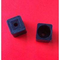 硅胶正方形咪套12*11*10*D9.7mm 硅胶咪套 减震橡胶