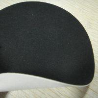 供应黑色抗菌防霉防褥疮天然橡胶涂层布医疗座椅面料