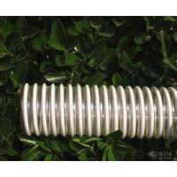 负压抽吸软管、耐磨吸尘软管、塑料螺旋增强软管
