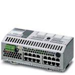 菲尼克斯2832771 数据传输速率自动探测FL SWITCH SF 8TX 交换机