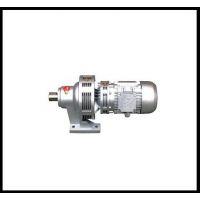 充填机械配件微型摆线减速机WBE-WD-Y