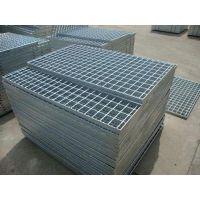 航金钢格栅(图)、专业热镀锌钢格板厂家、热镀锌钢格板
