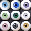 South Korea Parer Weight Glass Eyes For Doll