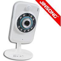 劲松无线手机远程报警网络监控摄像机|无线WIFI摄像机|720P百万高清无线网络摄像机