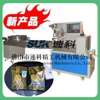 深圳供应话梅包装机,蜜饯包装机,深圳凉果自动套袋包装机SK250