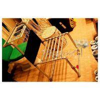 LOFT咖啡店奶茶甜品店创意工业风水管椅子酒吧椅酒吧椅子凳子餐椅