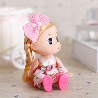 产品 珍珠毛线蝴蝶结迷糊娃娃礼物 迷糊娃娃挂件RX16-15cm