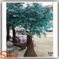 仿真植物橄榄树 落地 家庭玻璃钢仿真橄榄树 假果树