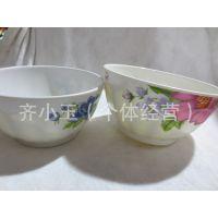批发仿瓷碗 创意大花碗 密胺面碗 米线碗 餐厅餐具