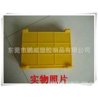 厂家低价供应广州电子厂车间周转塑胶电池盒 塑料电池盒