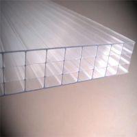 四层PC阳光板 聚碳酸酯空心板材工厂
