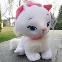 毛绒玩具迪斯尼迪士尼玛丽猫麦瑞猫MARYAYcat批发公仔毛绒娃娃