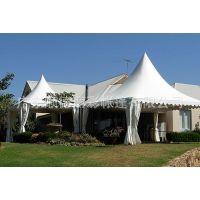 供应顺德丽彩 提供户外帐篷 5*5m 吊顶篷房 结构坚固耐用