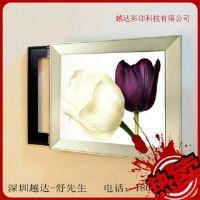 电表箱装饰画彩绘机/八色高精度印花设备 效率高 成本低
