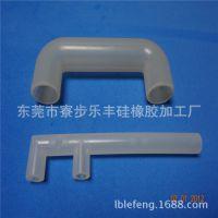 供应耐高温硅胶件 模压成型橡硅胶件加工 透明防水硅胶异形件
