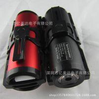 JX808带强光手电自行车迷你插卡音响 野外运动型