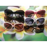 店主推荐爆款大框防紫外线uv400太阳镜太阳眼镜2014新77337六色